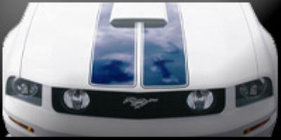 Striping and Graphics for 2005-2009 Ford Mustang