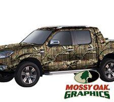 Vehicle Graphics Vehicle Camo Vinyl Kits - Camo custom vinyl decals for trucks