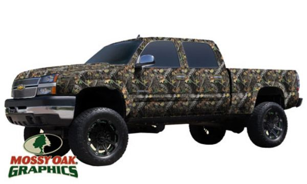Vehicle Graphics Camouflage Graphics Extended Truck