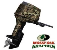20HP or Smaller Motor Kit by Mossy Oak Graphics
