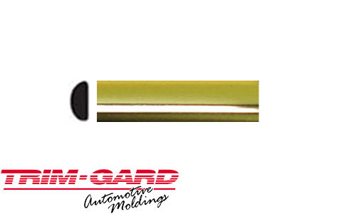 Vehicle Graphics Trim Gard Gold Wheel Well Molding