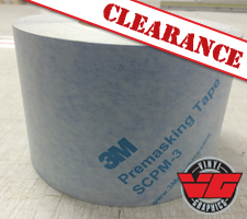 "3M 680CR Reflective Blue 5""x50YD Roll Striping"