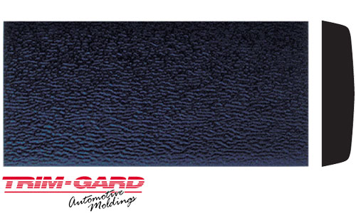 Vehicle Graphics Trim Gard Universal Black Embossed