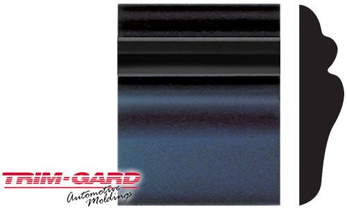 Vehicle Graphics Trim Gard 1 7 8 In Universal Black