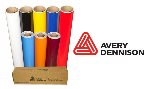 Vehicle Graphics Avery Dennison Metallic Roll Stock