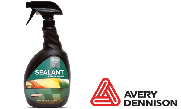 Sealant Supreme Wrap Care By Avery Dennison