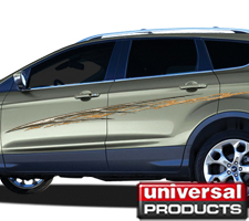 Breakpoint Automotive Vinyl Graphics by Universal Products