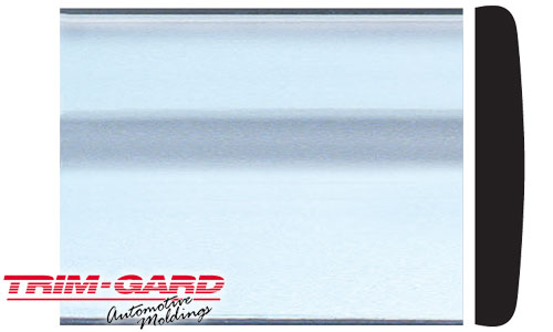 Vehicle Graphics Trim Gard Chrome Side Molding For