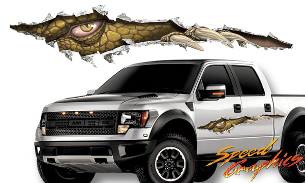 Vehicle Graphics Graphics By Style Creature Monster