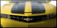 Graphics and Striping Kits for Chevy Camaro