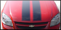 Striping and Graphics for 2005-2010 Chevy Cobalt