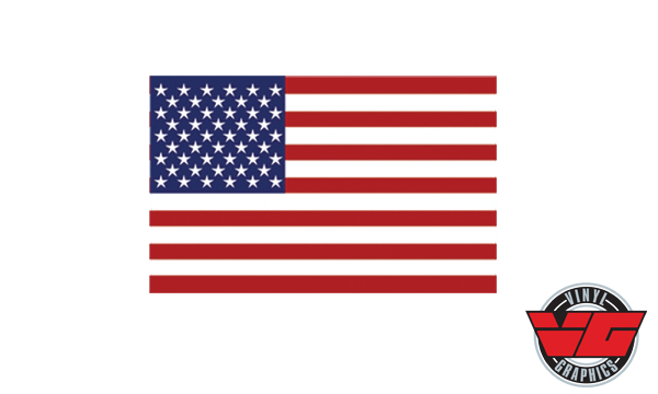 Vehicle Graphics Car Decals Amp Stickers American Flag Decal