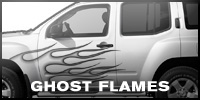 Ghost Flame Graphics