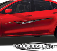 Jackpot Car and Truck Graphics by Illusions