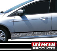 Kaleidoscope Automotive Vinyl Graphics by Universal Products