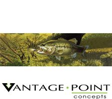 Wild Wings - Missed Opportunity - Fish - Truck or SUV Rear Window Graphic by Vantage Point Concepts