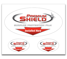 Premium Shield Cling On