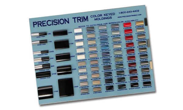 Vehicle Graphics Vendor Catalogs Precision Trim