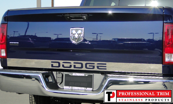 Vehicle Graphics Stainless Steel Specialty Accent Trim