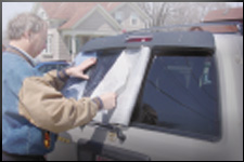 Installation Instructions for Rear Window Graphics