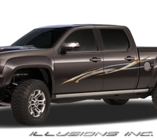 Recon Automotive Graphics by Illusions