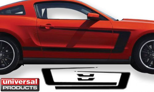 Vehicle Graphics 2013 2014 Mustang 2013 Mustang