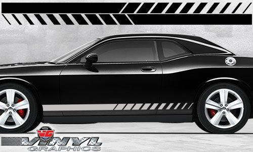 Vehicle Graphics 2008 2010 Challenger Dodge Challenger