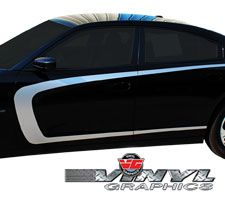 Dodge Charger Body C-Line Stripe