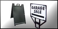 Signs & Sign Stands