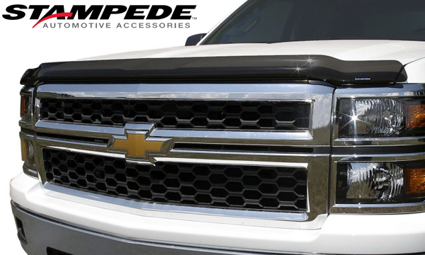 Vehicle Graphics Chevrolet Silverado Stampede Hood