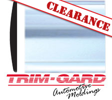 1999-2006 2 in. Chrome GMC Sierra Pickup Extended Cab/Short Box Truck Molding Kit by Trim-Gard