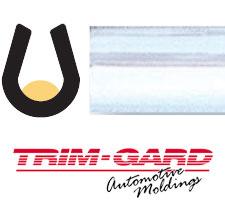 Vehicle Graphics U Style Door Edge Molding