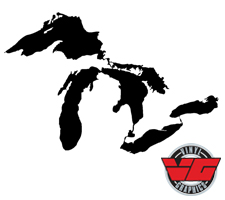 VG982 Great Lakes Decal