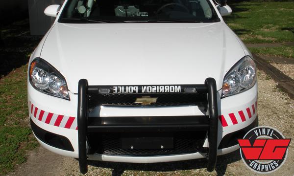 Vehicle Graphics Police Graphics Police Reflective
