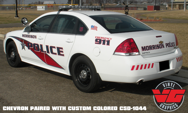 Vehicle Graphics Police Graphics Police Reflective