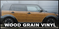Vehicle Wood Grain Vinyl