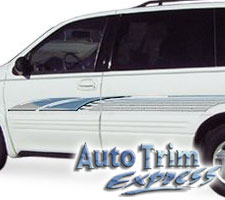 Aerowing Vehicle Graphics (Large) by Auto Trim Express
