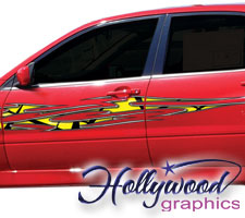 Battle Ax Vehicle Graphics