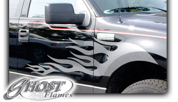 Vehicle Graphics Graphics By Style Gf103 Vinyl Ghost
