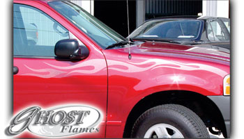 Vehicle Graphics Graphics By Style Gf105 Vinyl Ghost
