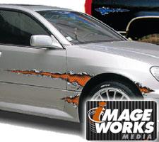 Vehicle Graphics Carbon Fiber And Diamondplate Graphics - Auto graphics for carillusionsgfx custom automotive graphics