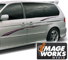 Reflex Vehicle Graphics (Large)