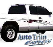 Stingray Vehicle Graphics (Large) by Auto Trim Express