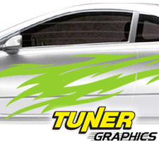 Tune-46 Custom Car Graphics by Tuner Graphics