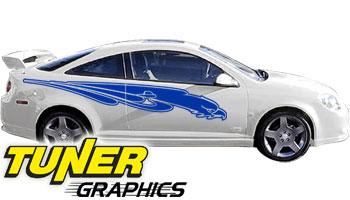 Vehicle Graphics Tuner Graphics Custom Car Eagle Graphics By - Auto graphics for carillusionsgfx custom automotive graphics