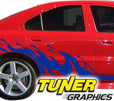 Tune-62 Custom Car Graphics by Tuner Graphics