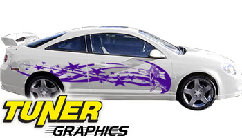 Vehicle Graphics Tuner Graphics Fantasy Fairy Vehicle Car Graphic - Custom graphics for trucks