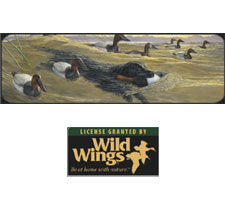 Wild Wings Collection - At His Best Truck or SUV Rear Window Graphic by Vantage Point Concepts