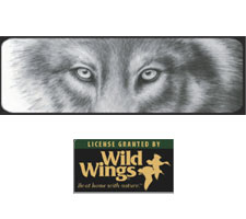 Wild Wings Collection - Intimidator Truck or SUV Rear Window Graphic by Vantage Point Concepts