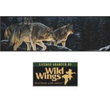 Wild Wings Collection - Spirit of the Wild Truck or SUV Rear Window Graphic by Vantage Point Concepts